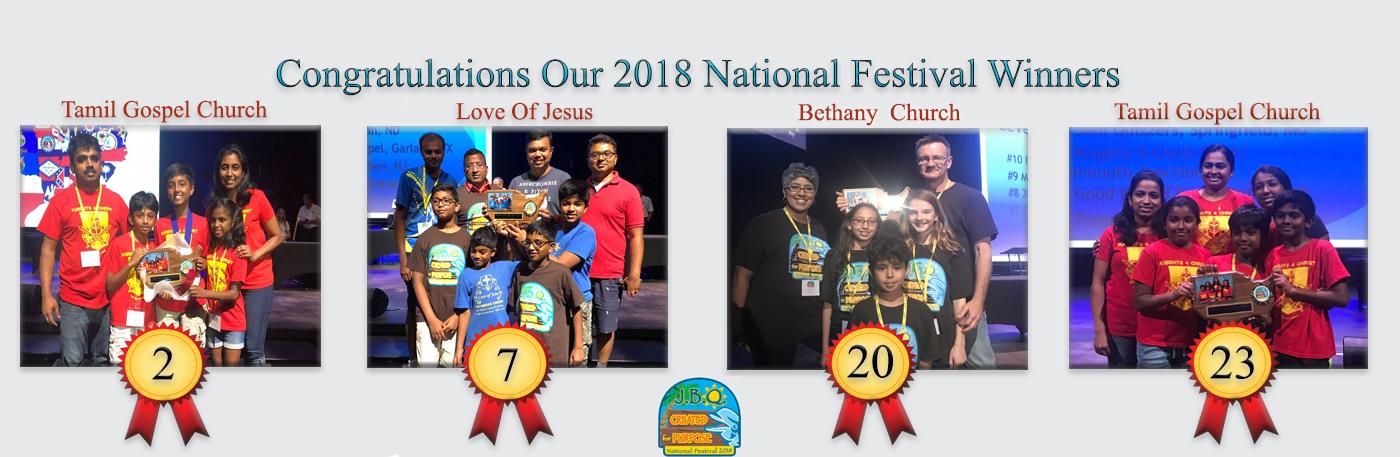 National Festival 2018